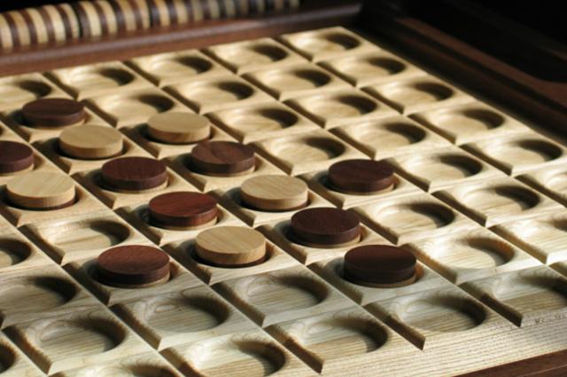 名入れ 木製リバーシゲーム