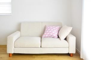 リビングにあるソファー