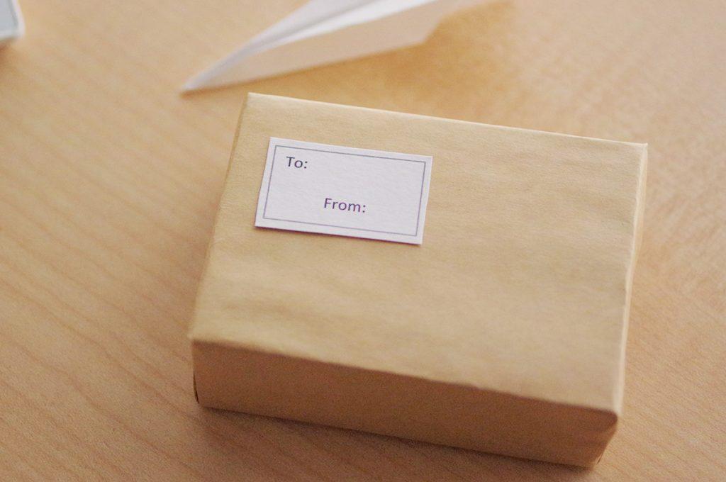 郵送する場合の日取りの決め方