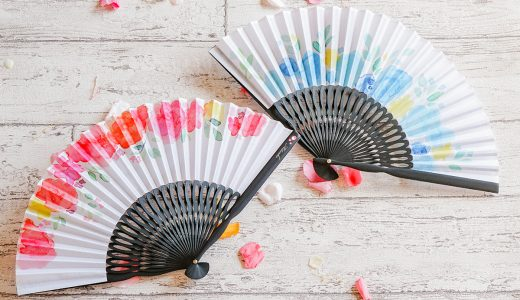 【扇子の使い方・種類】正しいマナーで夏を快適に過ごそう!