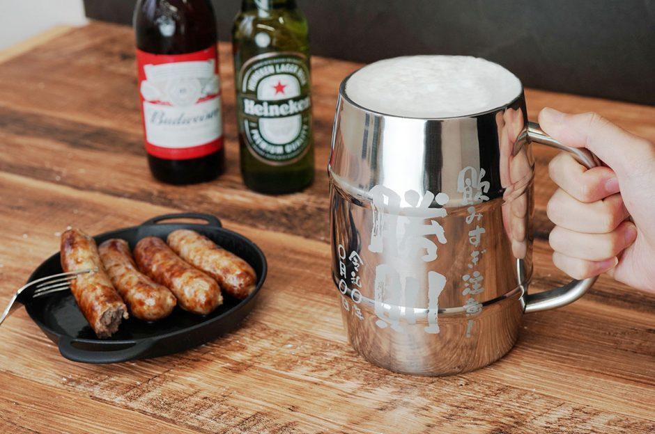 お酒好きのお父さんに!父の日に喜ばれるビールグラス特集