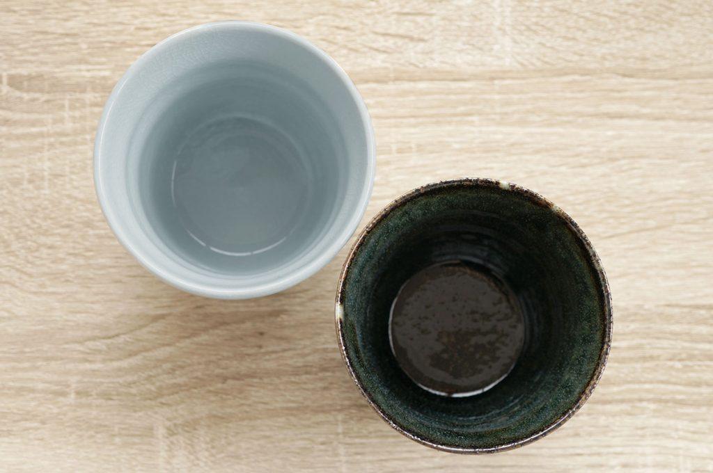 茶渋などのガンコなシミ・ニオイの取り方