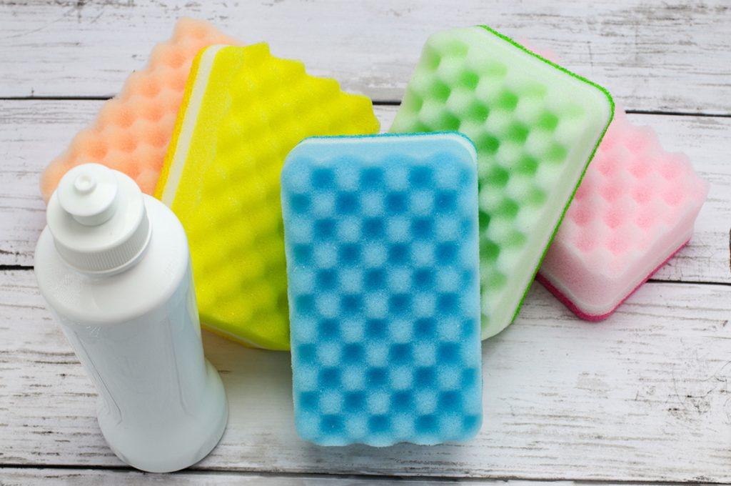 毎日の洗い方・お手入れ方法