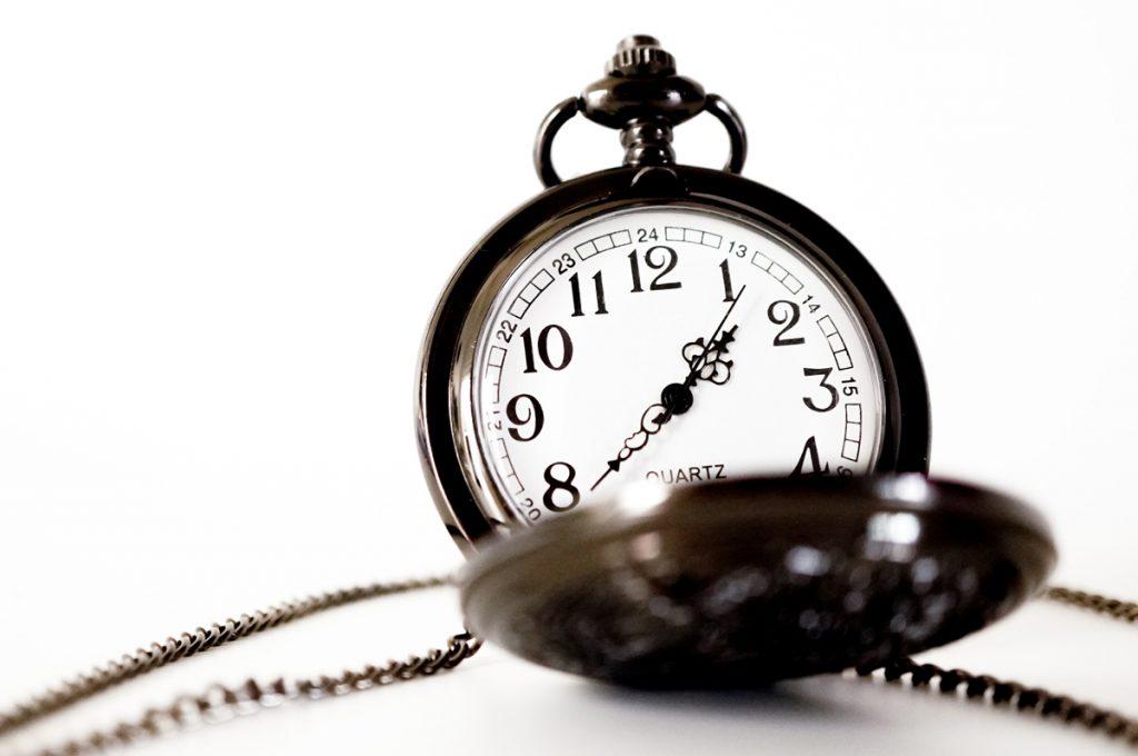 書くための時間を確保する必要がある