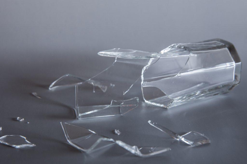 ストームグラスが割れる原因