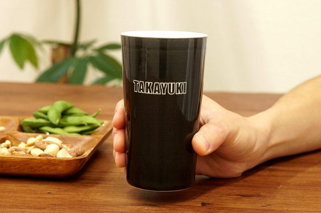 2重陶器グラス