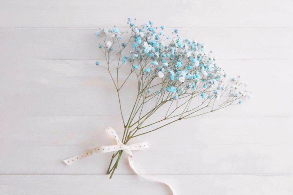 自分の誕生花は一番気に入ったものを選べばOK